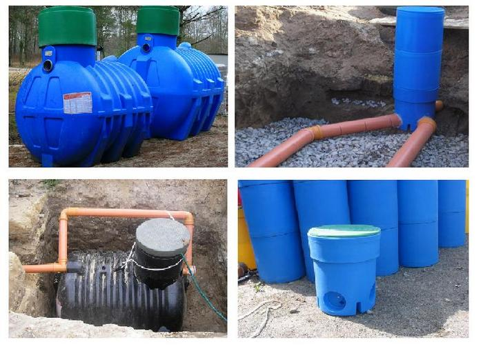 что такое локальная канализация