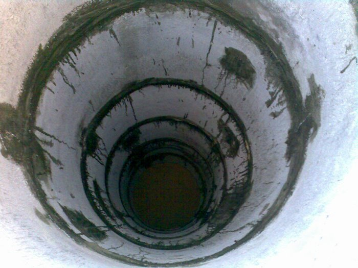 глубина заложения канализационной трубы