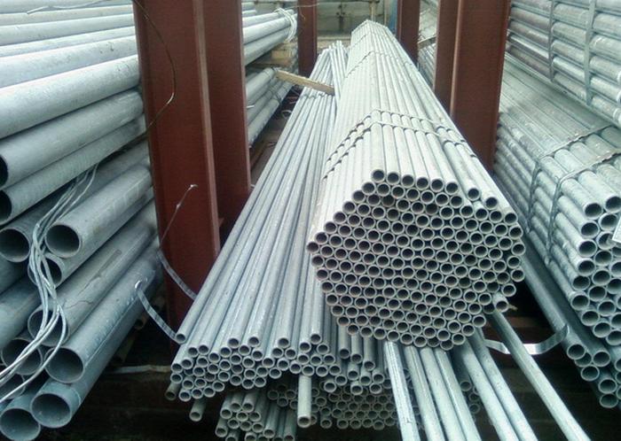 характеристика стальных труб