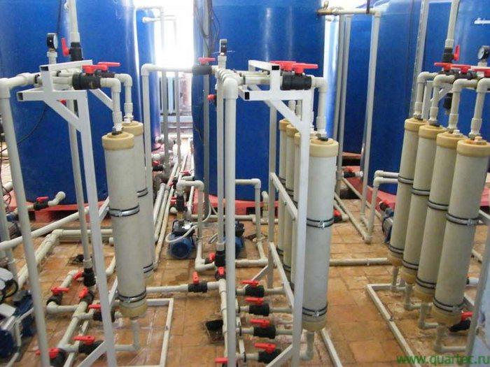химические методы очистки сточных вод