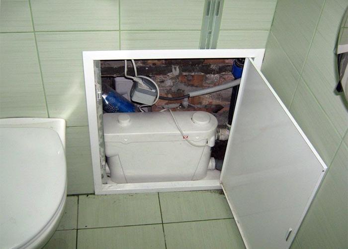 насос для принудительной канализации