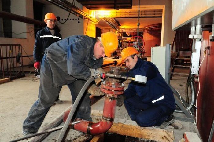 Испытание канализации на герметичность
