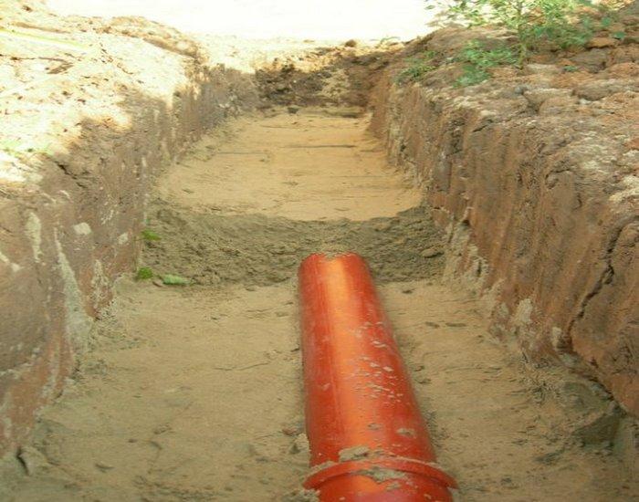 как утеплить трубы для канализации