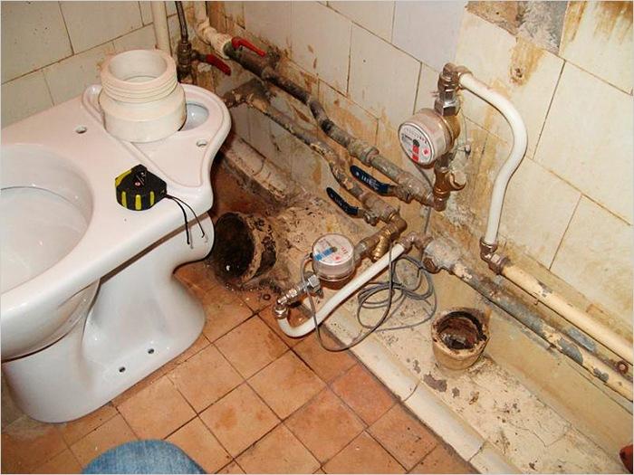 заглушка канализационная