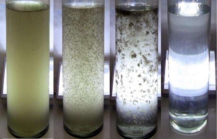 химический метод очистки сточных вод