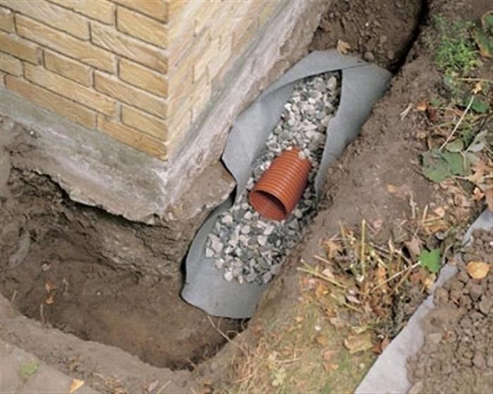 трубы канализационные гофрированные