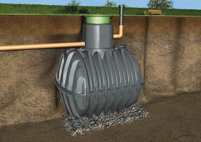канализационный проект