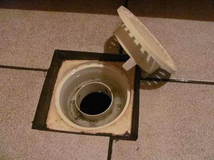канализация трапы