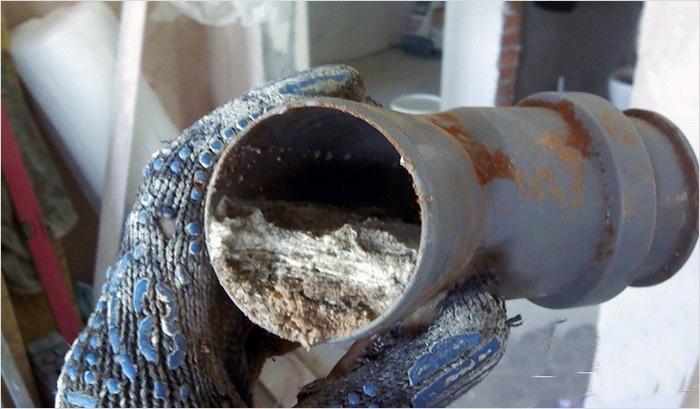 чистка труб
