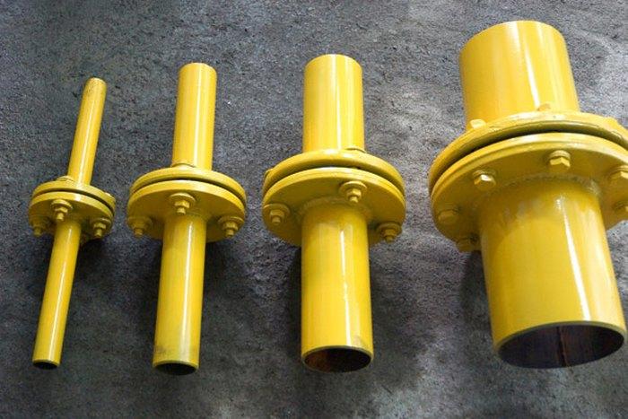 фланцевые соединения трубопроводов