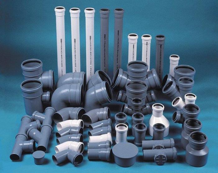 фасонные части к канализационным трубам