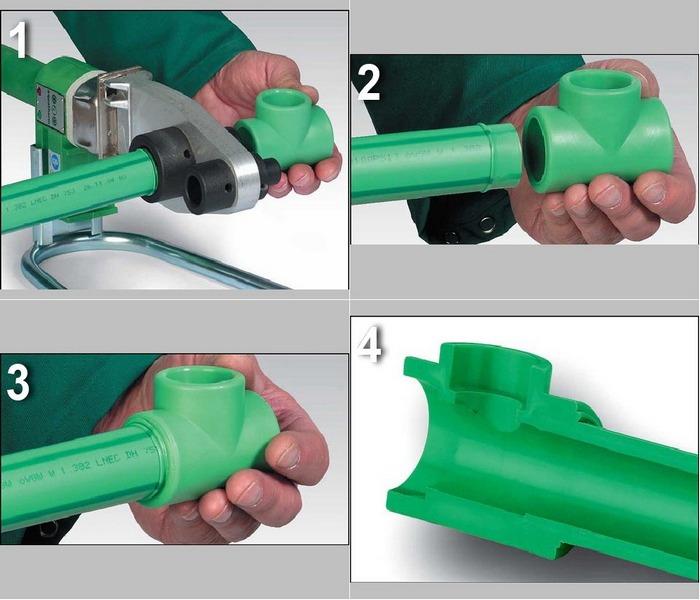 сварочный аппарат для полиэтиленовых труб