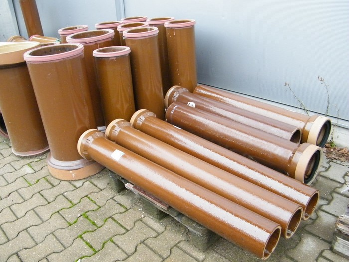 трубы для бани