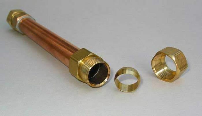 прокладка трубы