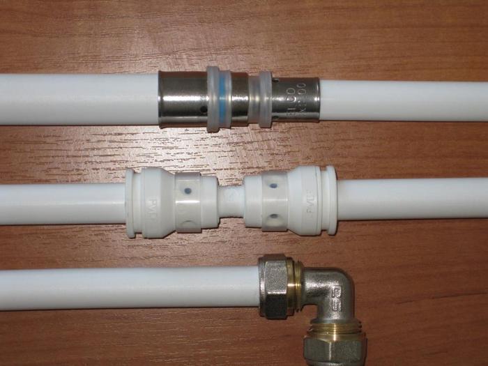 соединение чугунных труб