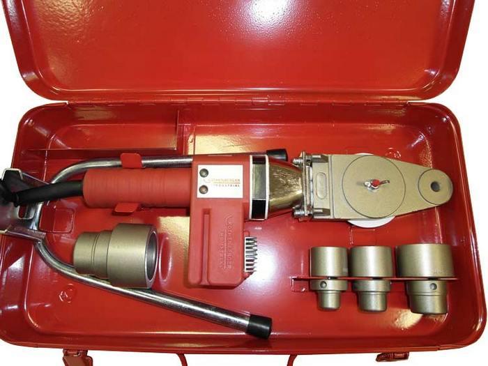 сварка пластиковых труб аппарат