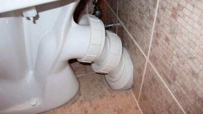 канализация для унитаза своими руками