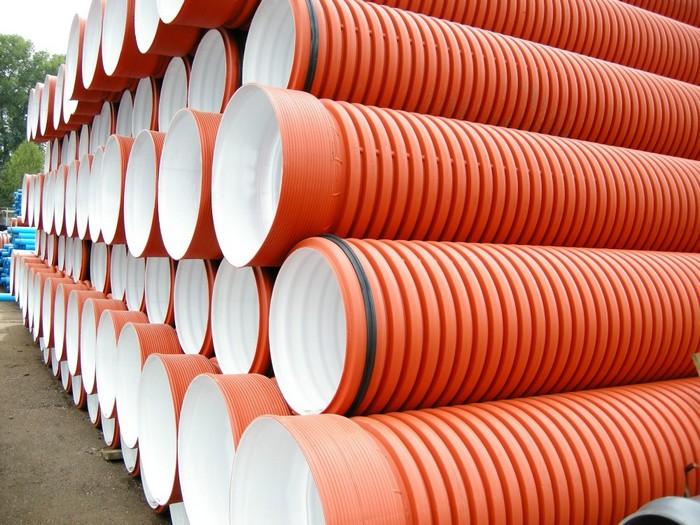 канализационные трубы наружные