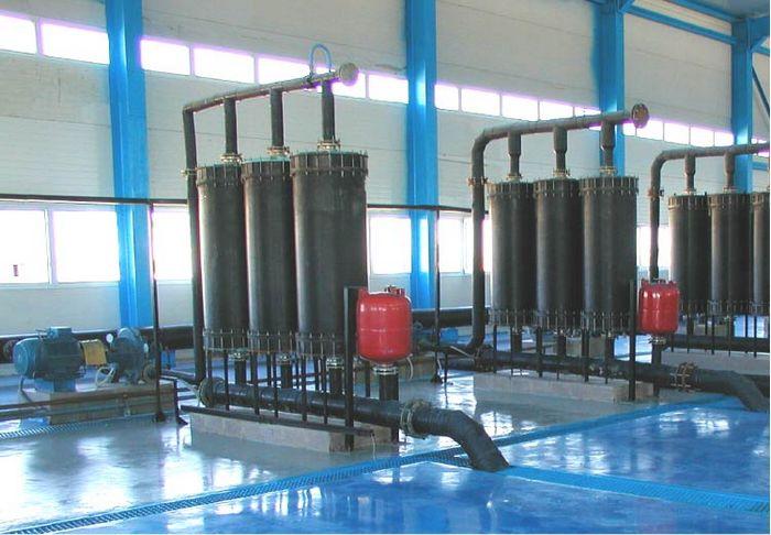 средства для обеззараживания воды