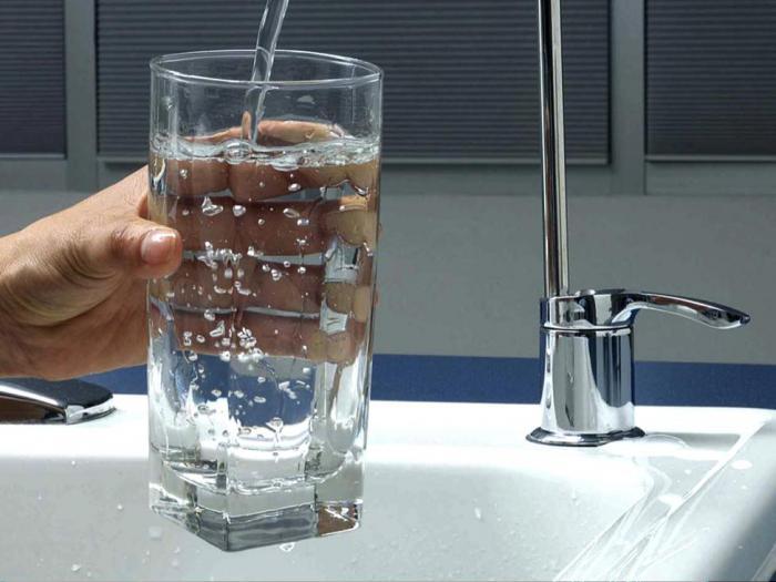 анализ воды в лабораториях