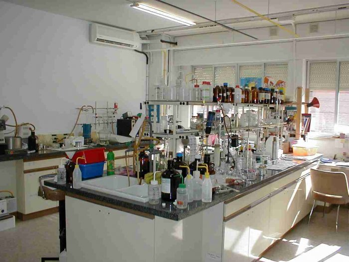 лабораторный анализ воды