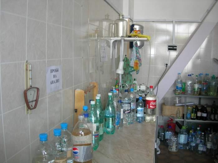 сколько стоит анализ воды из колодца