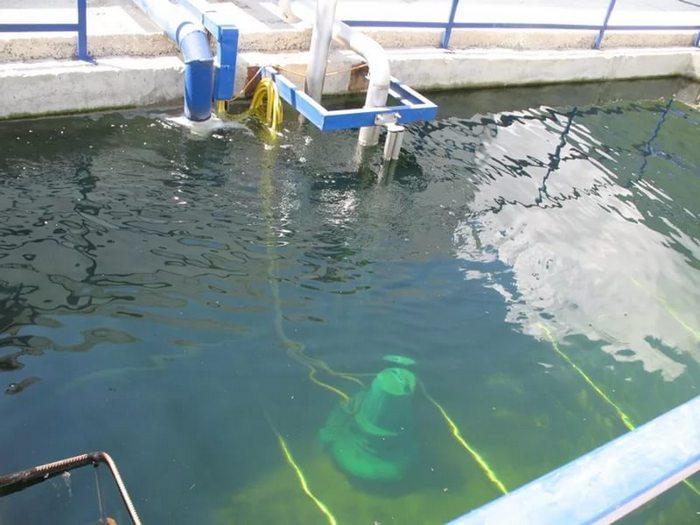 химические методы очистки воды