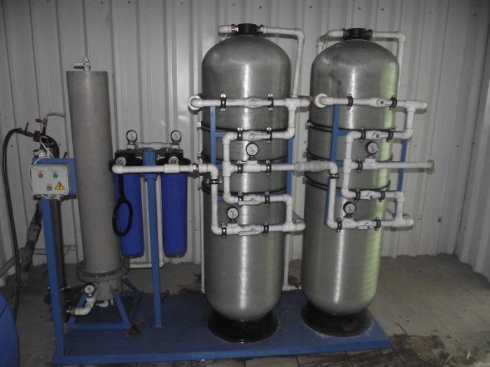 фильтры для воды для очистки железа