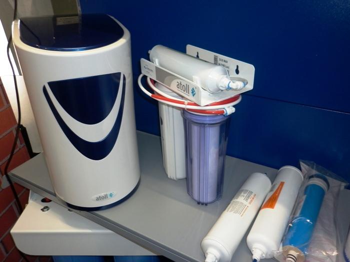 фильтры для воды из скважины для дачи