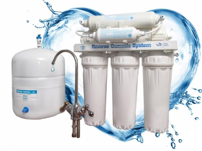 технология очистки воды