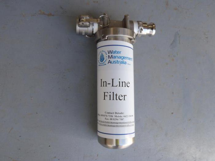 фильтр для воды для очистки железа