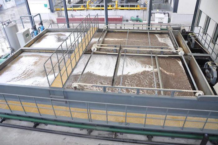 химический метод очистки сточных вод это