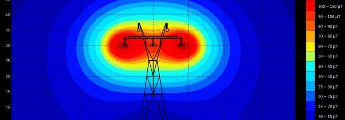 электромагнитное излучение от ЛЭП