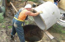 строительство колодцев