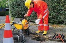 прочистка ливневой канализации