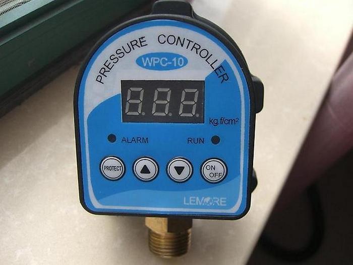 электронный регулятор давления воды для насоса