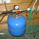 подключение насосной станции водоснабжения для частного дома