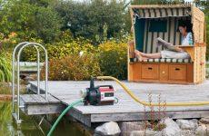 дренажные насосы для откачки воды из колодца