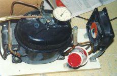 вакуумный насос своими руками из компрессора