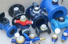 промышленные счетчики воды
