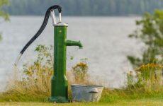 помпа ручная для воды