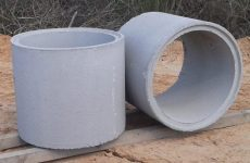 кольца для канализации