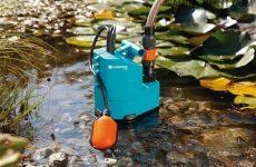 электропомпа для воды
