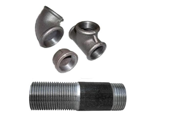 соединение металлических труб