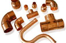 фитинги для медных труб