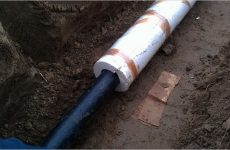 теплоизоляция для труб водоснабжения