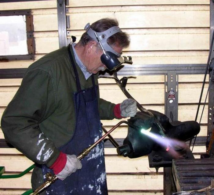 Как сваривать оцинкованные трубы электросваркой