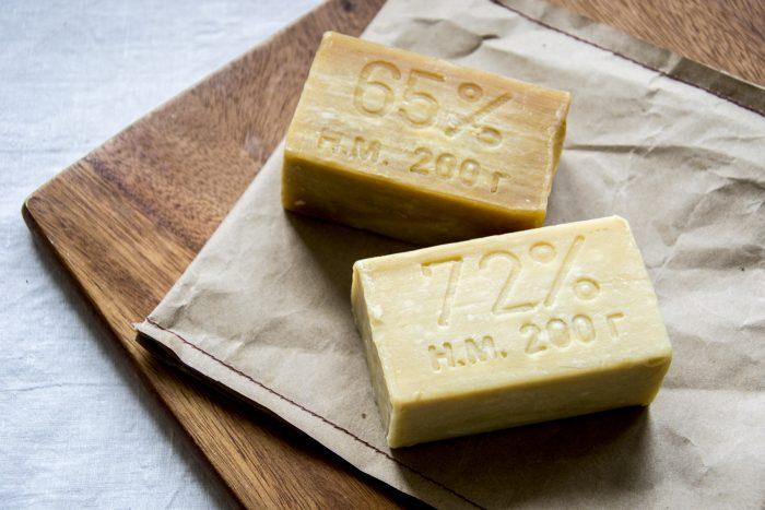 варианты использования хозяйственного мыла