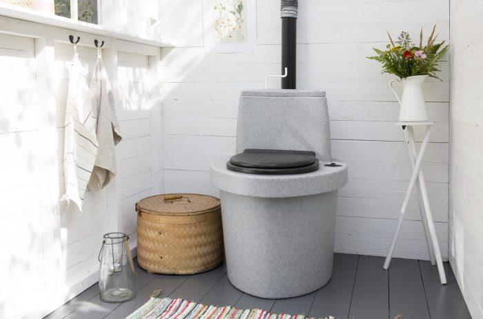 торфяной туалет для дачи