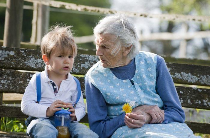 доплата к пенсии за внуков и детей